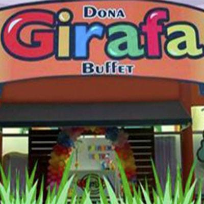 DONA GIRAFA - Buffet Infantil em Campinas